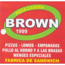 PIZZAS BROWN